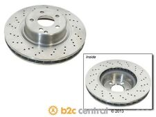 Disc Brake Rotor Balo fits 2000-2003 Mercedes-Benz CL500,S500 S430
