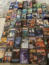 Lot Of 58 Asst Star Trek And Other Sci Fi Vintage And Not So Vintage Free Ship