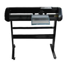 24 500g Cutting Plotter Vinyl Cutter For Pu Vinyl Cutting Machine Stand Premium