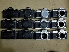 Serviced Nikon FM2 SLR Film Camera Body BLACK not N
