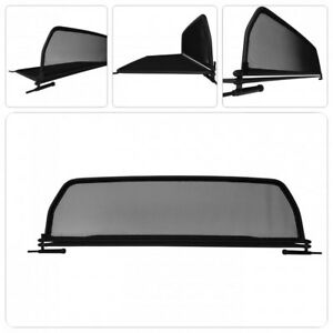 Wind Deflector For VW EOS Year 06-16 Quick Release