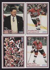 2000/01 OHL Ottawa 67's Team Set Of 30 Hockey Cards