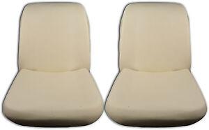 1971-1972 A & B-Body Seat Foam Set