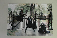 ANCIENT Full Page Pinup magazine clipping black metal RARE PIC OF BAND 1990's