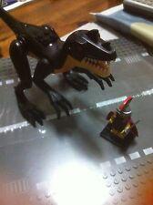 Lego Kingdoms Castle Black Raptor Mount Dinosaur Dragon Sealed