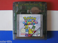 POKEMON PUZZLE CHALLENGE - GAME BOY COLOUR - GBC