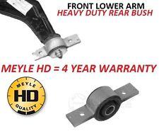 FOR SAAB 9000 FRONT LOWER SUSPENSION WISHBONE ARM REAR BUSH HEAVY DUTY MEYLE HD