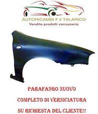 PARAFANGO ANT ANTERIORE DX FIAT BRAVO BRAVA 1995 2001 COMPLETO DI VERNICIATURA