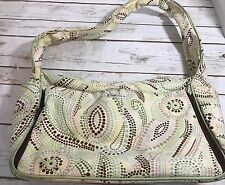 The Bumble Collection Diaper Tote Green Brown Baby Changing Travel