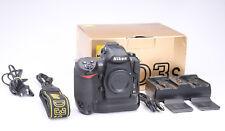 Nikon d3s Body + 300 TSD Auslösungen + bien (217787)
