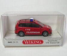 VW TOURAN GP FIRE BRIGADE