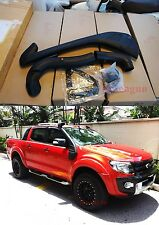 AIR INTAKE SNORKEL KIT SUIT FOR FORD RANGER PX T6 UTE XLT PX WILDTRA 2012 - 2014