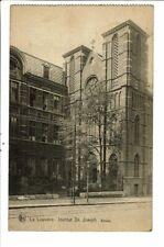 CPA-Carte Postale-Belgique-La Louvière-Institut Saint Joseph entrée 1924-VM21609