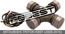 Universal Joint 30X71.5 For Mitsubishi Triton Kb9T (2006-2015)