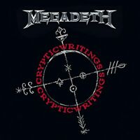 Megadeth - Cryptic Writings [CD]