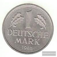 BRD Jägernr: 385 1994 D Stgl./unzirkuliert Kupfer-Nickel 1994 1 Deutsche Mark Bu