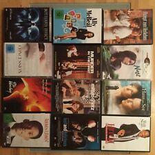 12 DVDs Ally Mc Beal Season 1, 9 1/2 Wochen, Concussion, das Haus am See u.a.