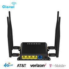 Cioswi WE826-T2 4G LTE Router EC25-AF 4G Modem 300Mbps DIY Antenna ATT T-Mobile