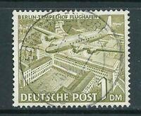 Berlin Mi-Nr. 57 idealer Vollstempel - zentrisch gestempelt