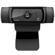 Logitech C920 HD Pro Webcam Full 1080P Widescreen Video Calling and Recording