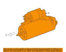 PORSCHE OEM 13-16 Cayenne-Starter Motor 95560410800