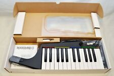NEW Wii Rock Band 3 Wireless Keyboard Game Controller clavier keys piano in Box
