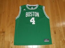 adidas Rev30 ISAIAH THOMAS Green BOSTON CELTICS Youth NBA Team Replica JERSEY XL