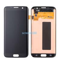 Pour Samsung Galaxy S7 edge SM-G935F écran LCD Vitre Tactile Touch Screen Noir