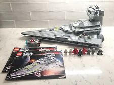 LEGO 6211 Imperial Star Destroyer 100% complete w/ instructions. Excellent cond.
