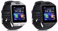 Smart Watch DZ09 Bluetooth Camera SIM Slot For Android HTC Samsung iPhone iOS