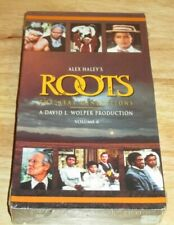 NEW & SEALED Alex Haley's ROOTS The Next Generations Volume 8 VHS