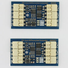 Differential I2C Long Cable Extender PCA9600 with Boost/Buck Converter