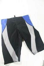 CS-X Endurance Generator S Compression Athletic SHORTS Black Blue