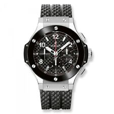 Hublot Big Bang 44 mm Chronograph Automatic Steel Carbon Watch 301.SB.131.RX