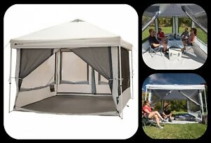 Camping Tent House 7 Person Tent Screen Outdoor (2 Doors) SCREENHOUSE ONLY