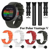 22mm silikon - armband armband armbänder ersatz - For Polar Vantage V Band