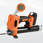 20V Rechargeable Electric Grease Machine High Pressure With 1 Power + 1 Charge