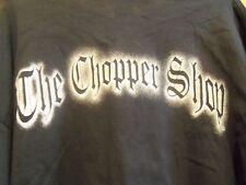 Sick Boy Choppers black graphic 2XL jersey