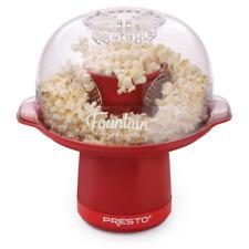 NEW IN BOX Presto Fountain Hot Air Popcorn Popper Maker 20 Cups 04865