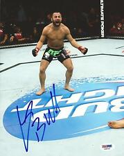 John Makdessi Signed UFC 8x10 Photo PSA/DNA COA Picture Autograph 169 165 158