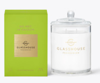 Glasshouse We Met in Saigon Soy Candle 380g Lemongrass Triple Scented Handmade