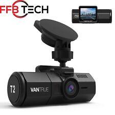 Vantrue T2 Surveillance Super Capacitor Dash Cam 1080P, Night Vision, OBD Hardw.