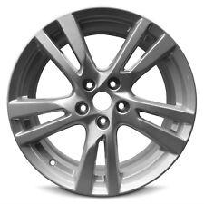 "Wheel For 2013-2017 Nissan Altima New Aluminum Rim 18"" 10 Spokes 5-114.3 18x7.5"