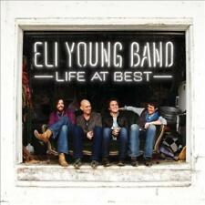ELI YOUNG BAND - LIFE AT BEST USED - VERY GOOD CD