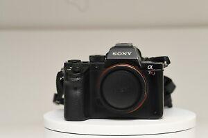 Sony Alpha A7r II Mirrorless Digital Camera Body 42.4MP