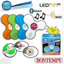 Altoparlante Bluetooth verde LED Fidget Spinner mano fingerbye ottenere 1 GRATIS