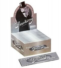 rolling papers smoking master king size 50 booklets