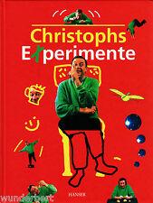 *- Christophs EXPERIMENTE - Christoph BIEMANN gebunden HC   (2005)