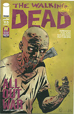 WALKING DEAD #114 NYCC PREVIEW EXCLUSIVE VARIANT COVER NM! BY ROBERT KIRKMAN