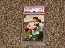 Brett Favre 1992 Topps Stadium Club PSA 8 #683 Farve Hall of Fame Packers HOF